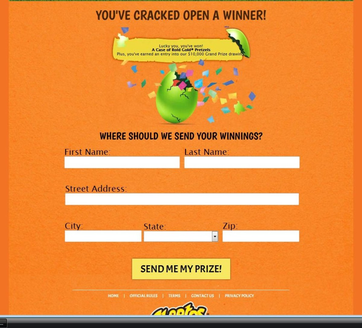 how to win internet sweepstakes games