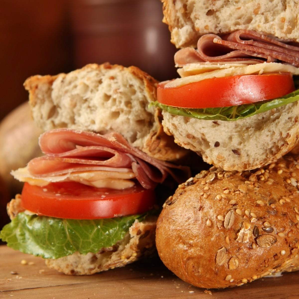 75 Catchy Sandwich Shop Names | ToughNickel