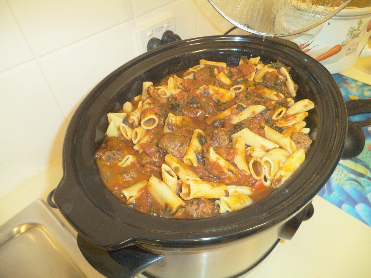 One pot meals should become a priority when fuel is expensive. Slowcookers are invaluable if you will be away from home all day.