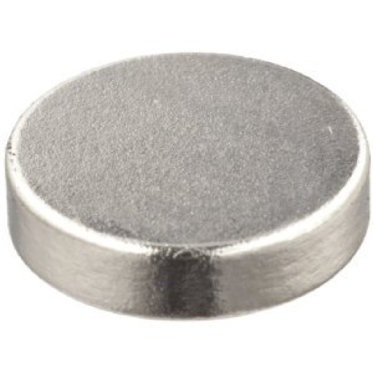 A neodymium magnet (depicted) is one of the strongest and more affordable rare earth magnet types in the world