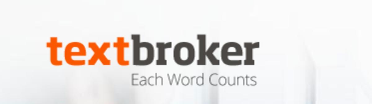 The Textbroker logo.