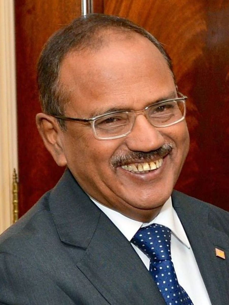 Ajit Doval, KC, IPS, National Security Adviser to PM, is a real life James Bond who has operated in many secret service operations for India.