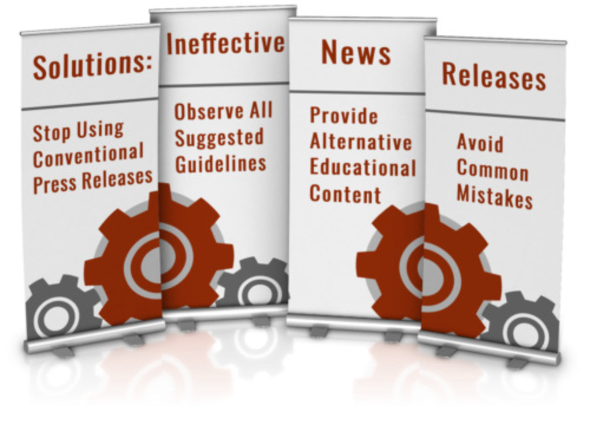 Press Release Guidelines