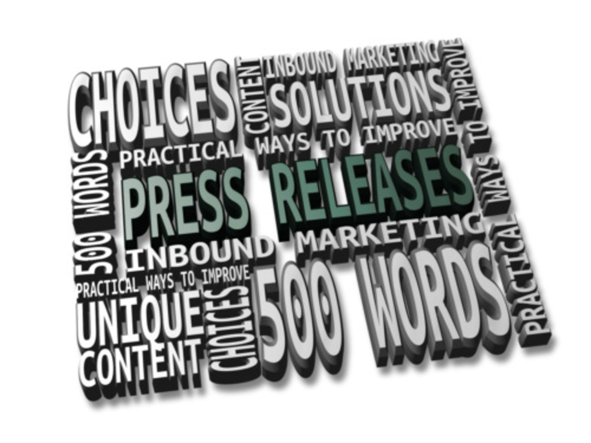 How to Improve Press Releases