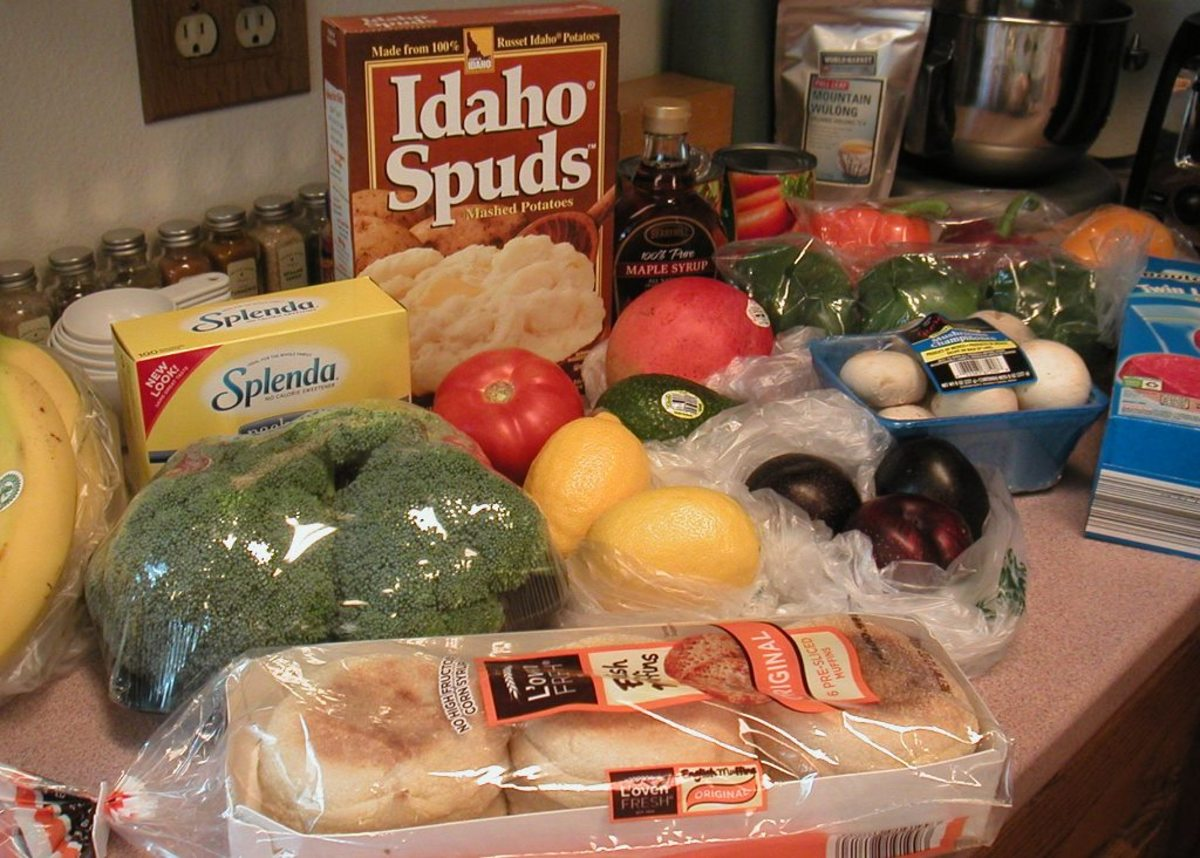 Getting the groceries home intact is important to many customers.