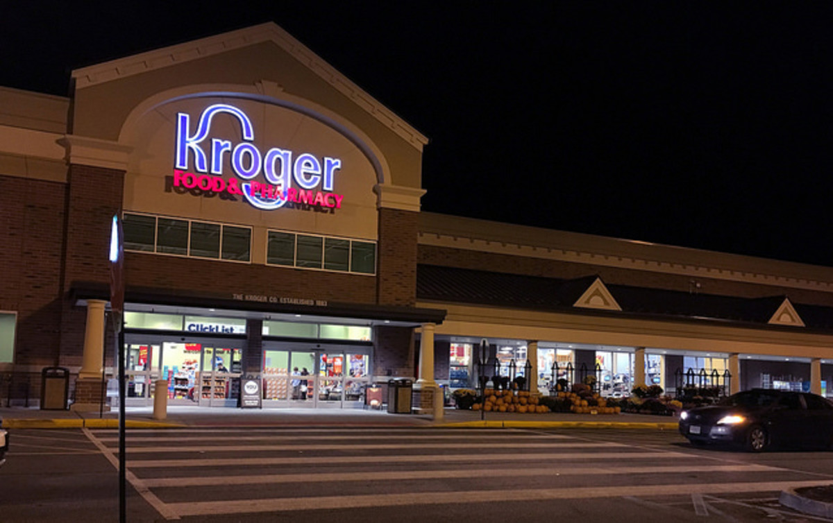 Kroger in Klin Creek, Virginia.
