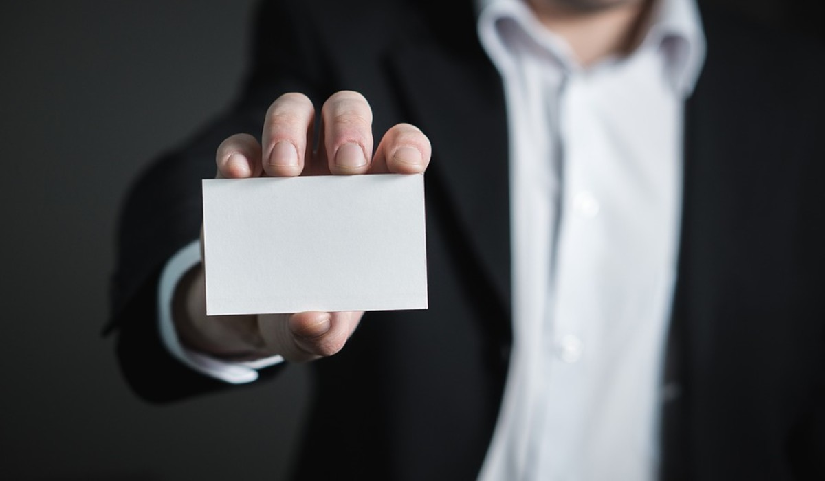 Take your business card with you to meetings hosted by your local medical interpreters' association.