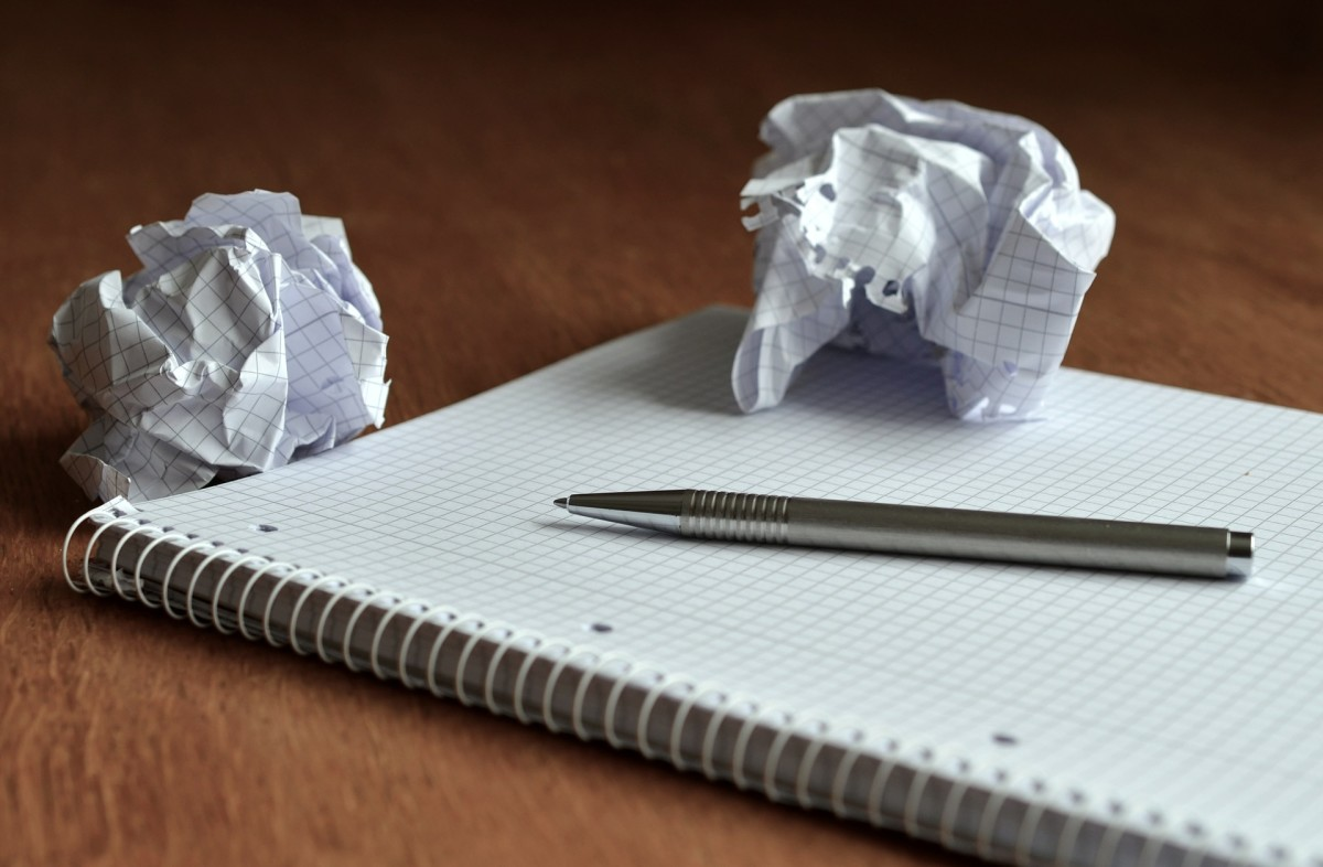 Writer's block doesn't have to stop you from finding a new job.