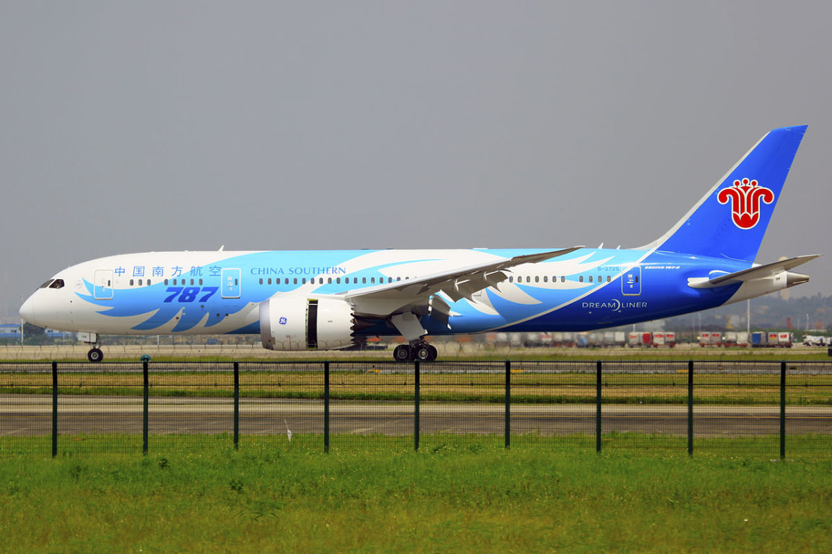 China is one of the largest buyers of Boeing aircraft, with a new Boeing plant opening in China in 2017.