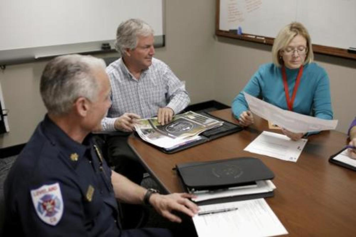 Resolving Conflict is vital to a fire department success rate.