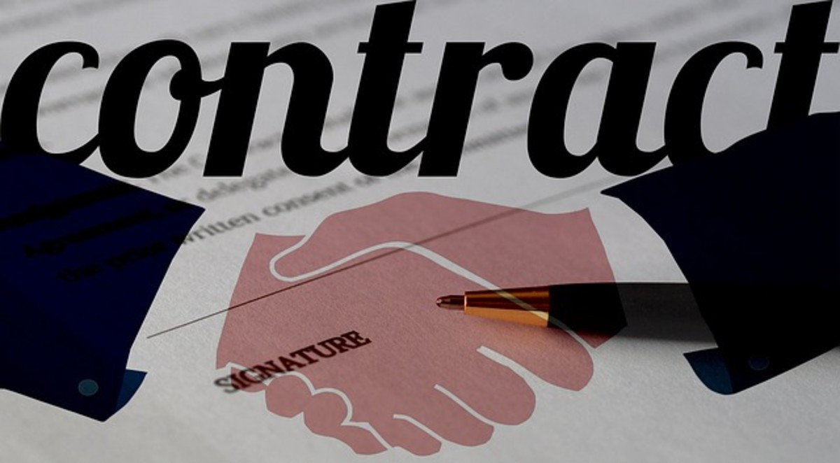 The Offer to Purchase and Contract