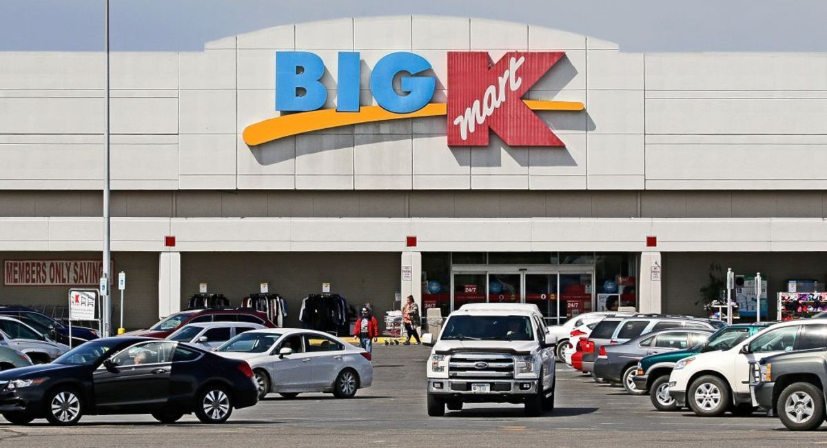 Big box retail stores experience employee theft daily.