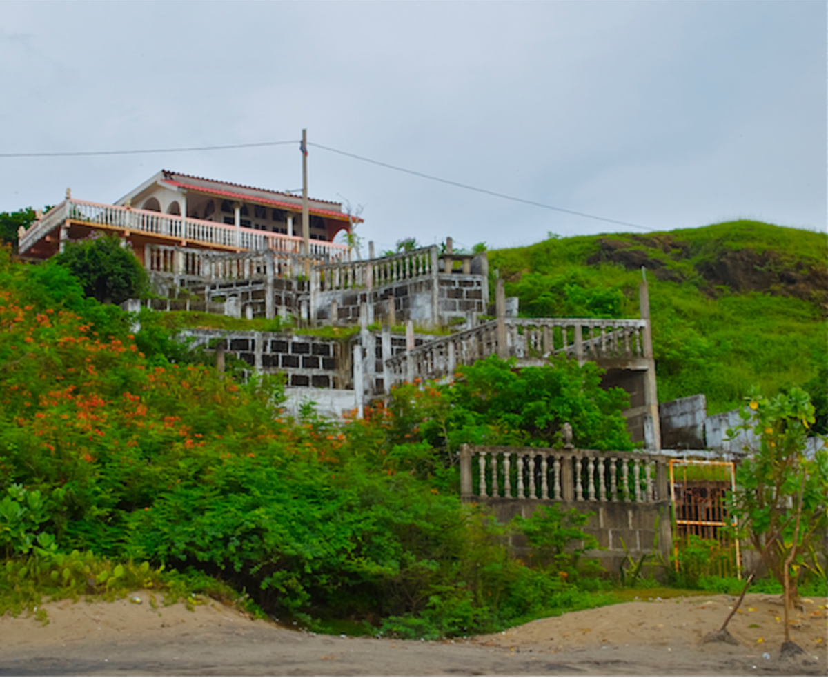 Oceanfront property for sale in Casares, Nicaragua