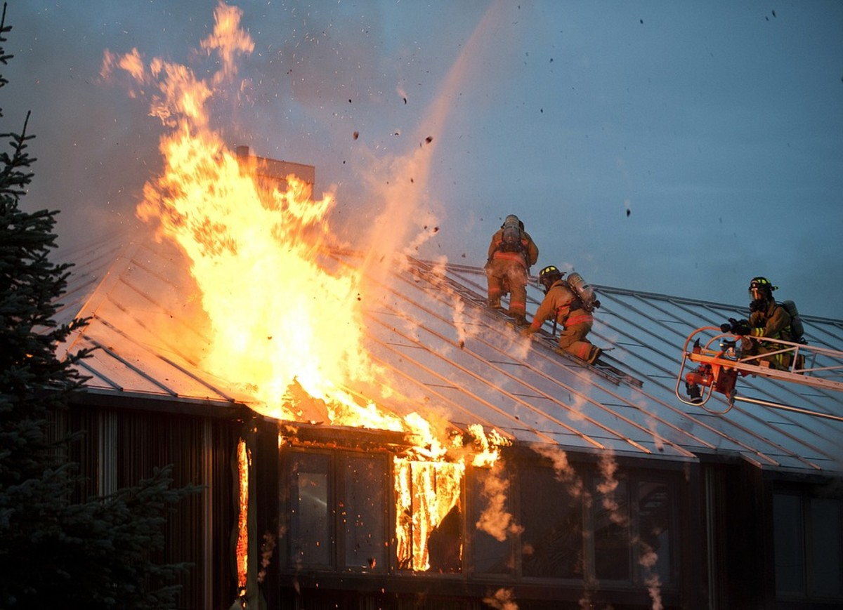 Every fire call is a potential life risk