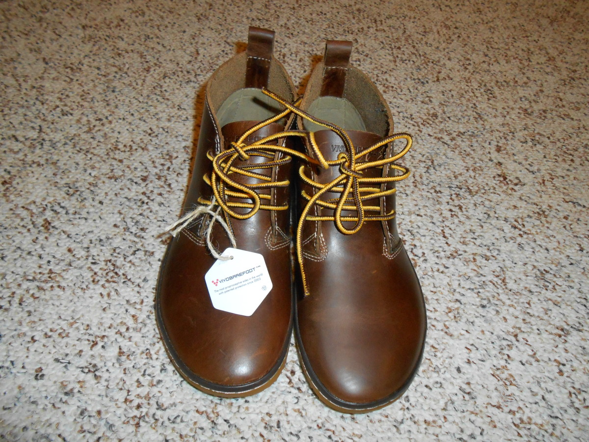 Vigo Barefoot brand new shoes with tags. At Goodwill for $5.96 but with a discount I bought these for $4.24.
