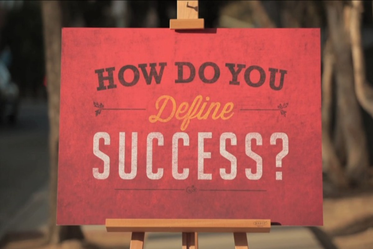 Having clear definitions of success lets the business circle back after a period of time and validate it is getting the value it assumed it would when it decided to move forward with the project.