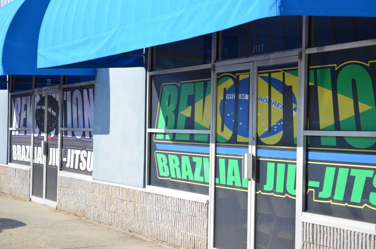 Revolution BJJ, a martial arts gym I run in Richmond, Virginia