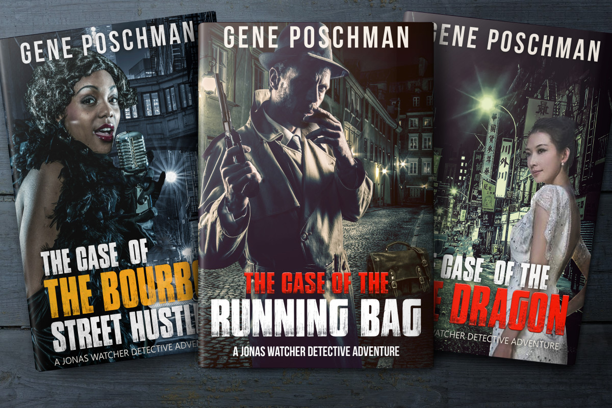 TheFirst Three Novels of the Series