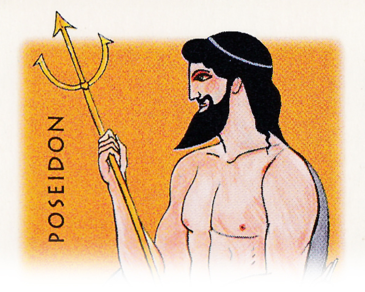 The great Greek God of the Seas will serve you well. But be warned. He can also be your worst enemy.