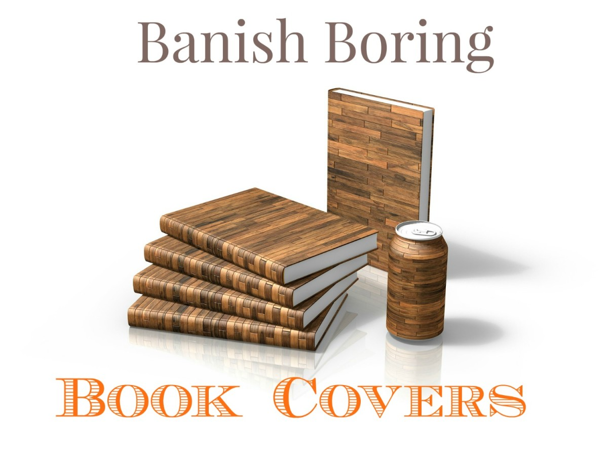 Banish Boring Book Covers
