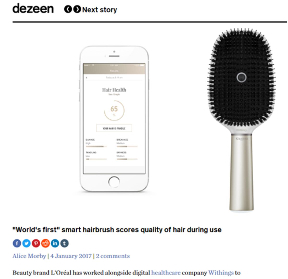 Promoting Smart Brush