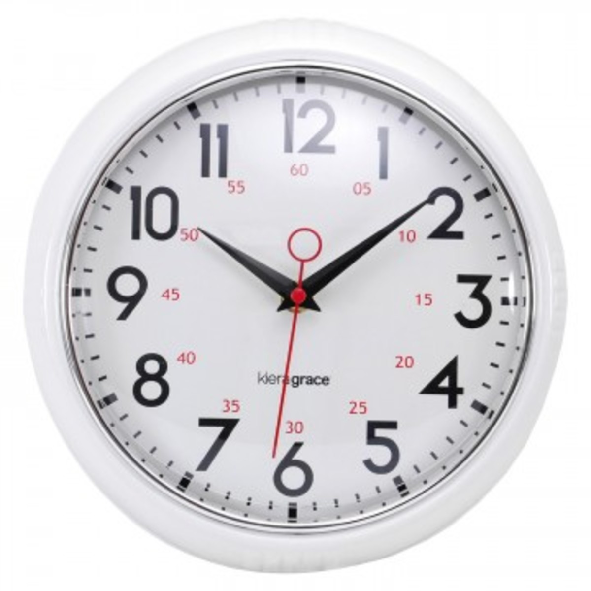 This clock is one of my most important tools.