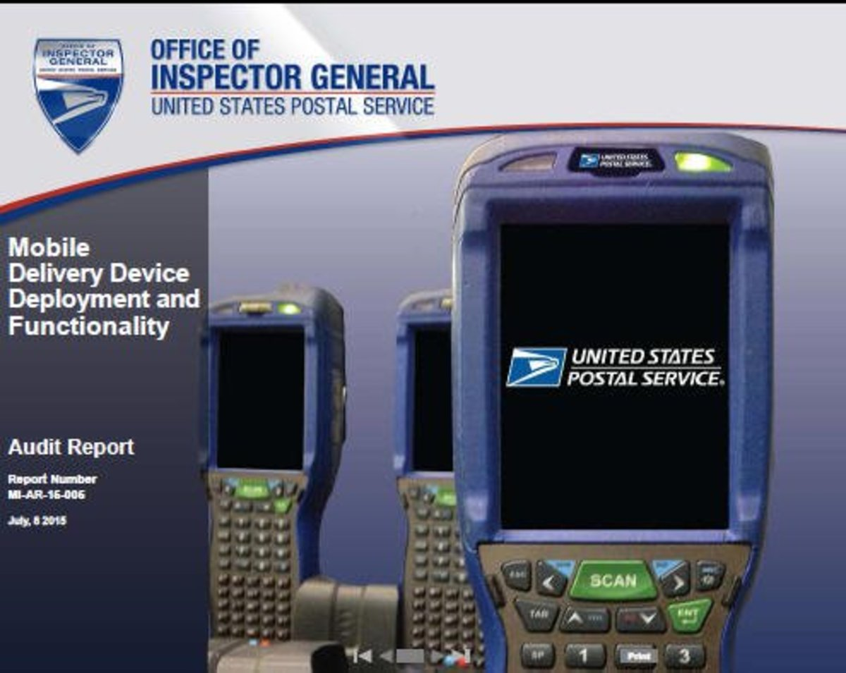 The OIG report on the functionality of the MDD Scanner was less than flattering.