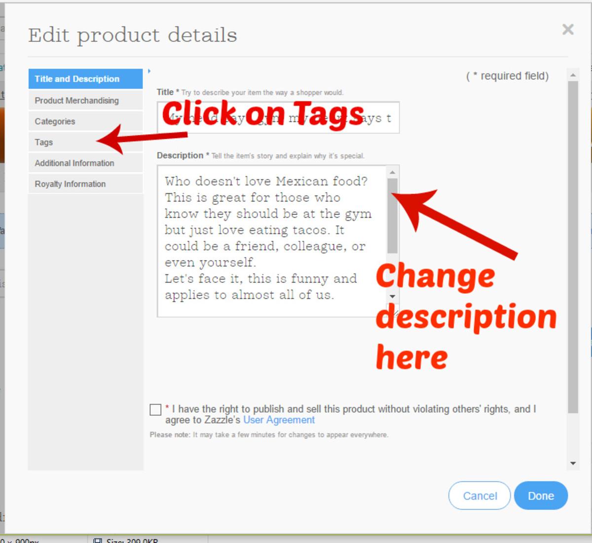 Package keywords needs updating