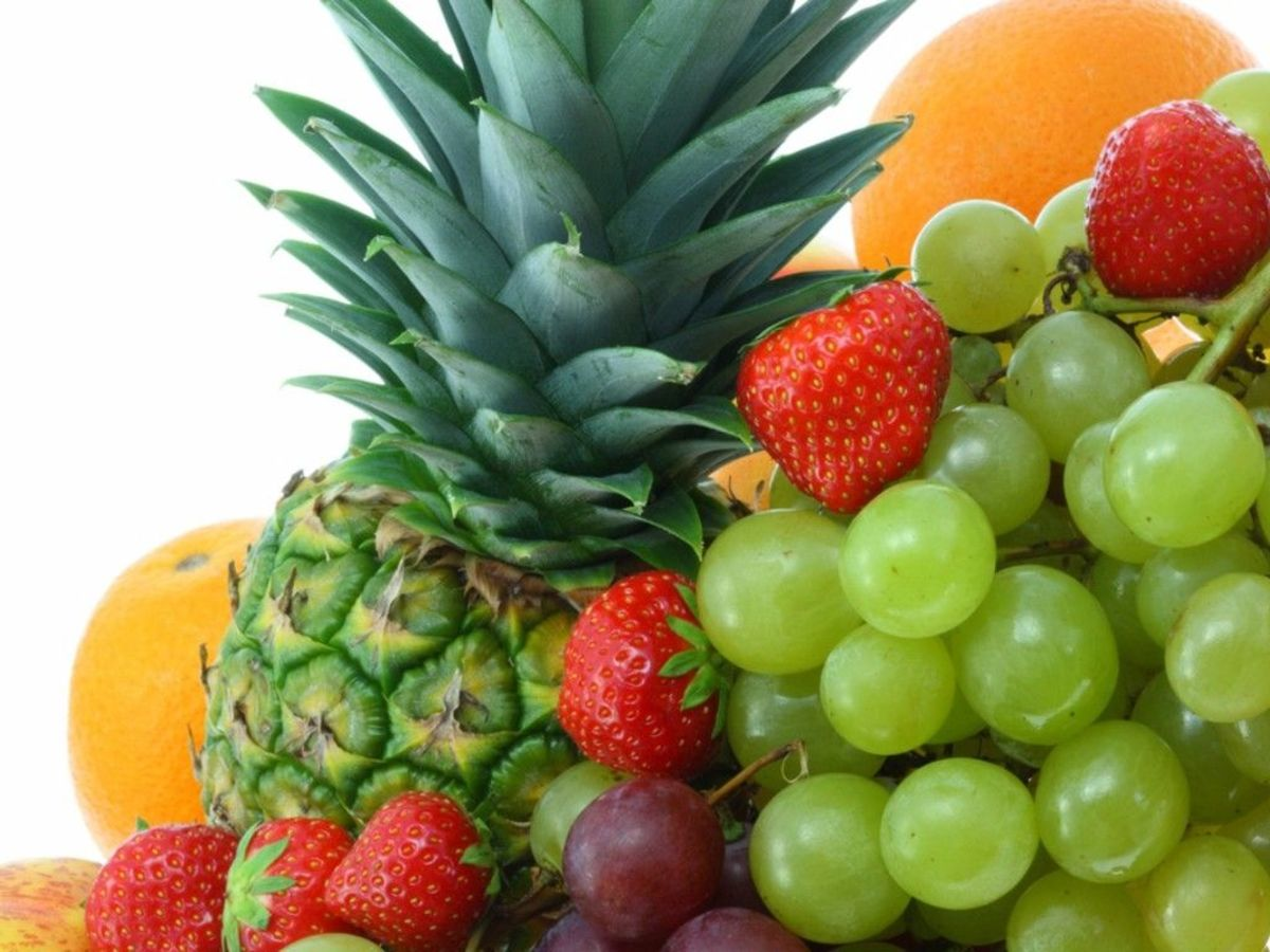 Buy seasonal fruits and veggies for the best price.