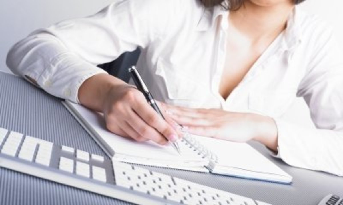 You better believe HR is writing down what you say in an exit interview.
