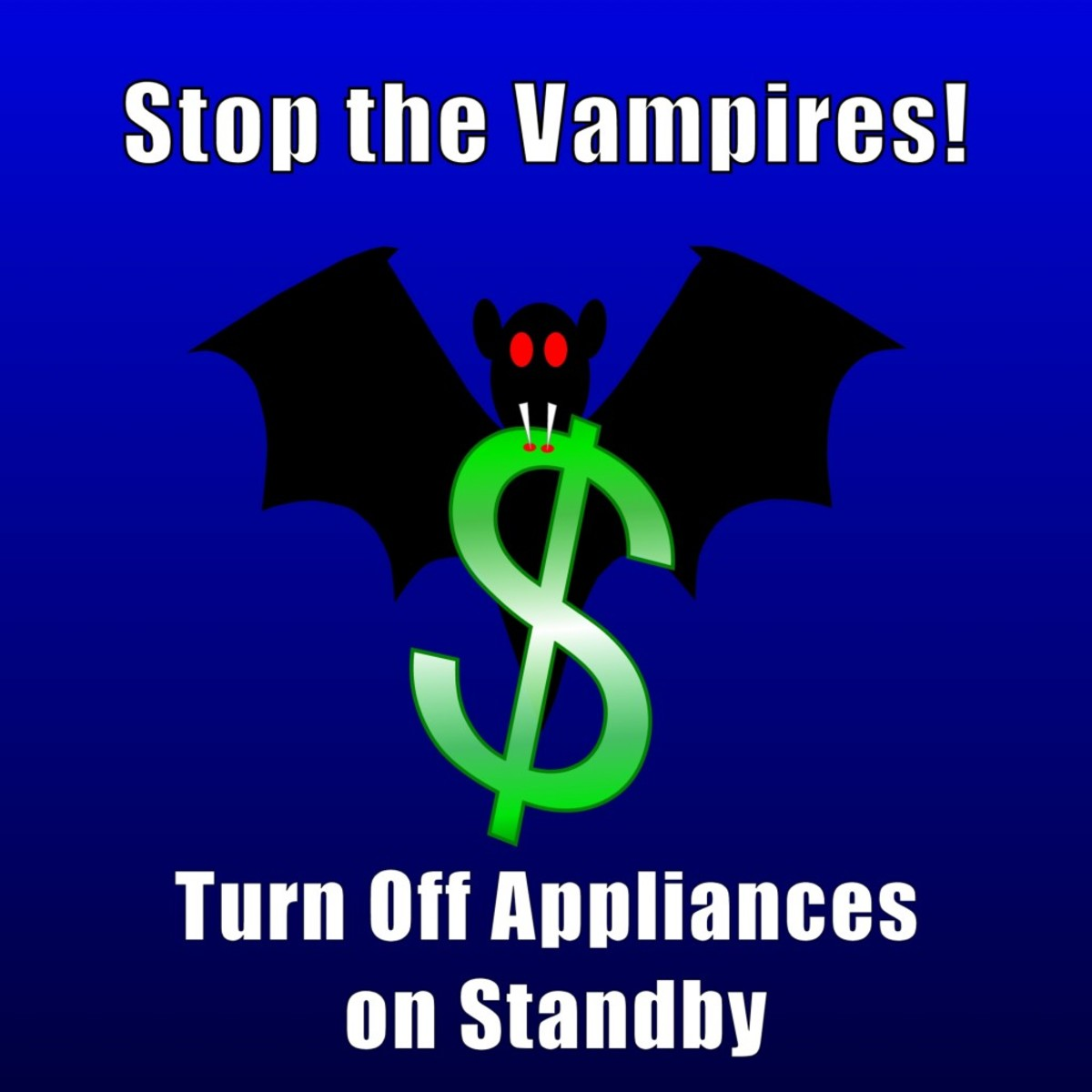 Vampire Power: Pull the Plug and Cut Down on Your Electricity Consumption