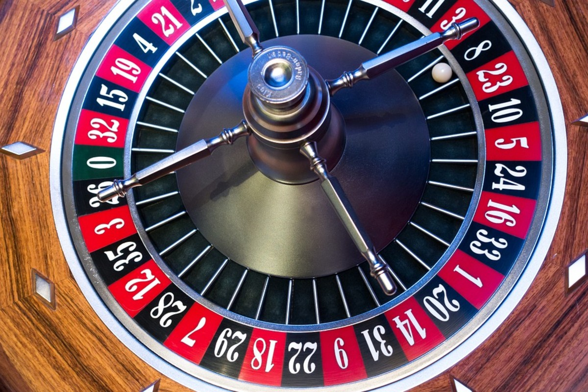 二元期权基本上就像赌博一样。
