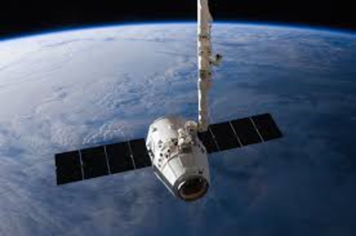 SpaceX Dragon C2+