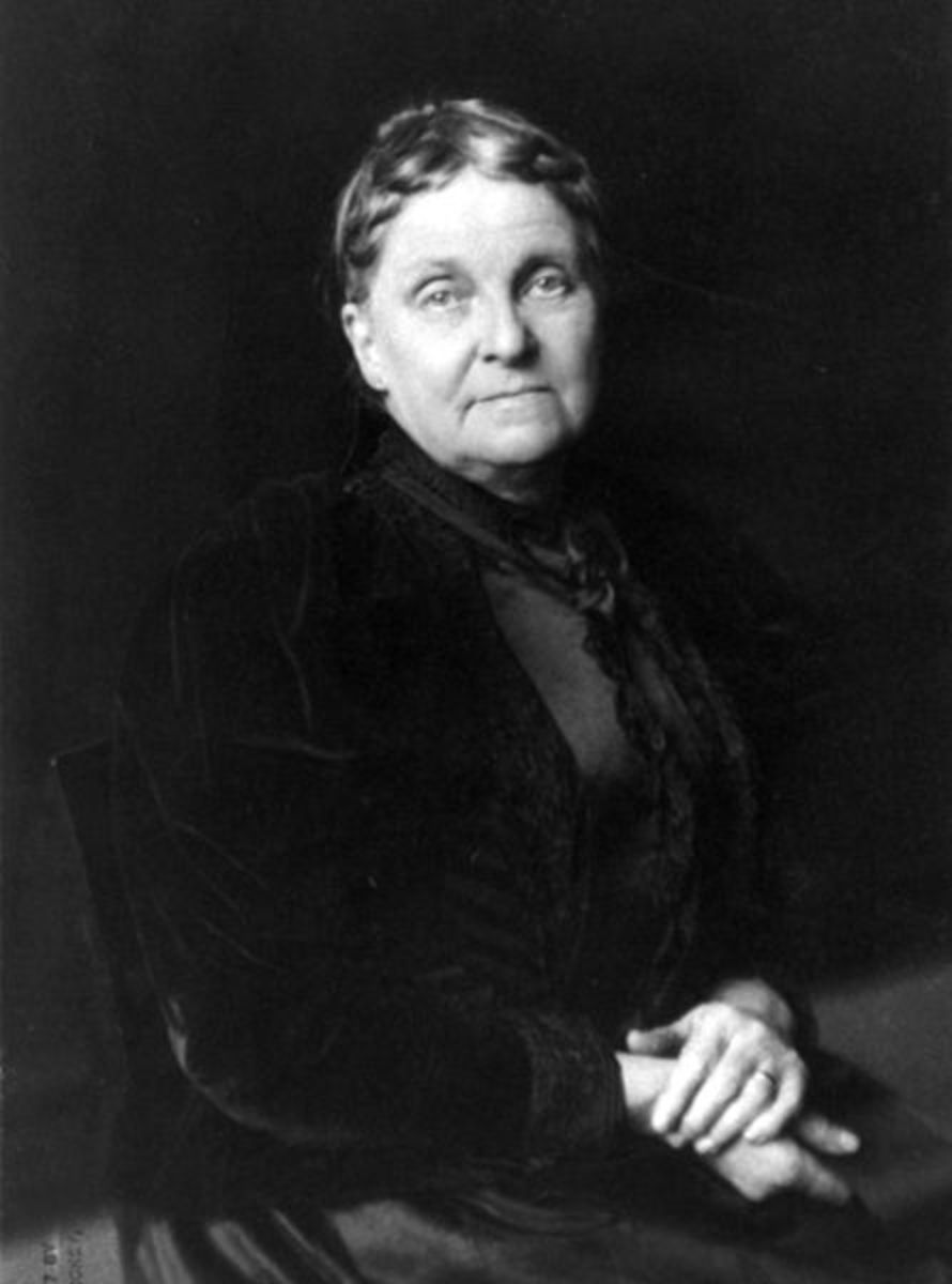 Hetty Green.