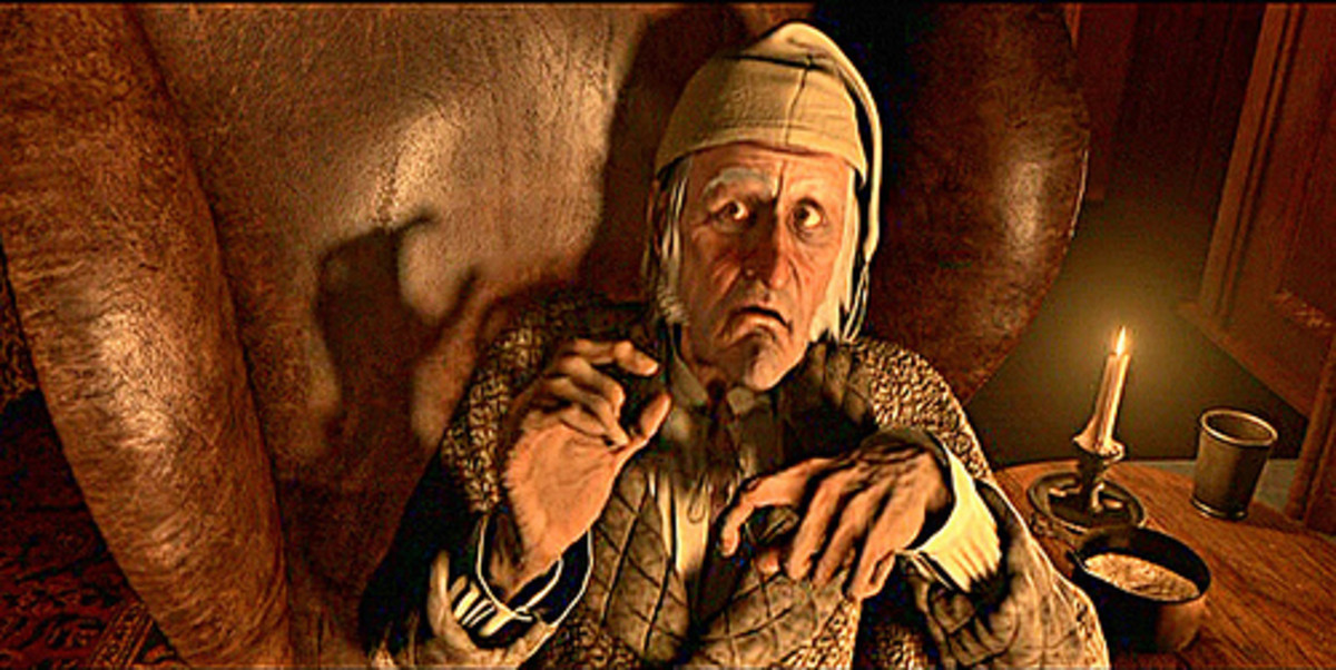 Some scholars suggest it was Daniel Dancer rather than John Elwes that was the template for Ebenezer Scrooge.
