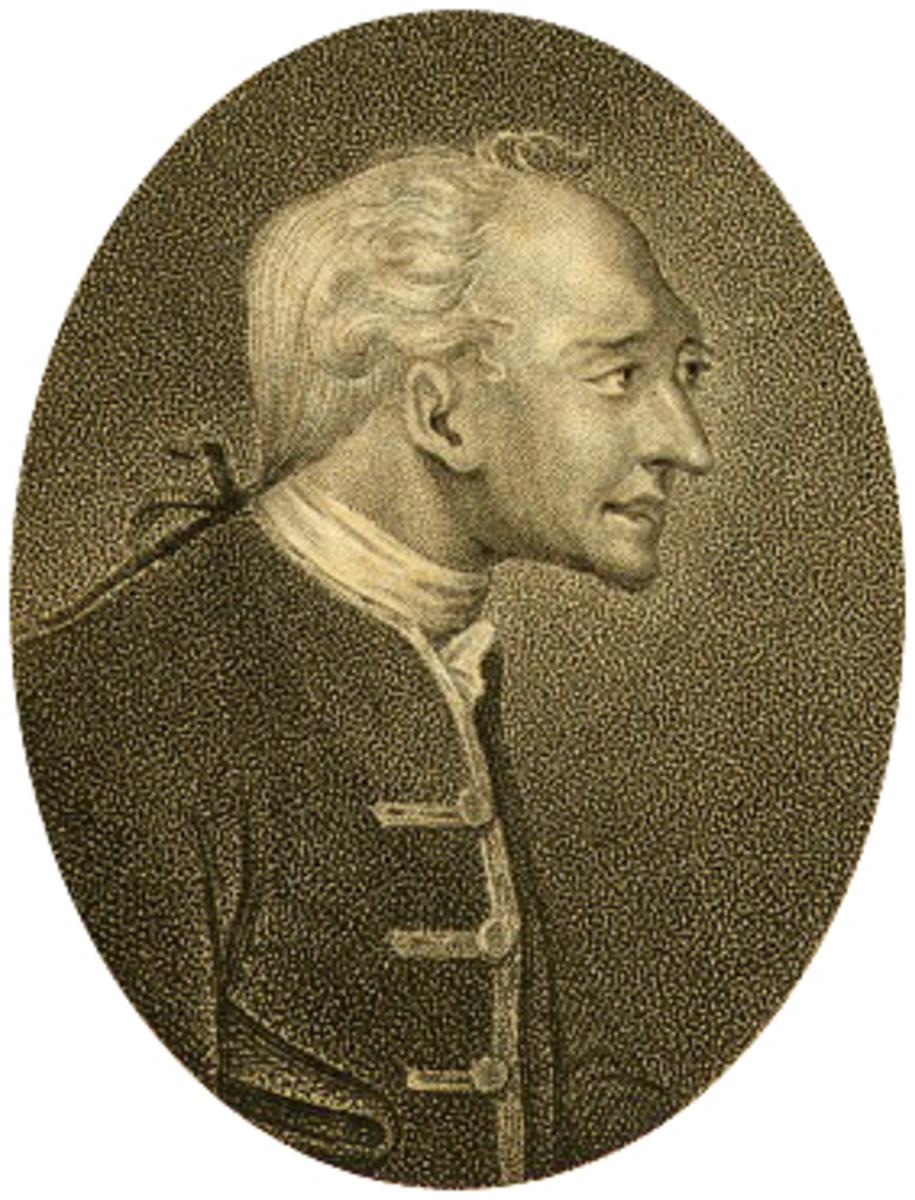 John Elwes.