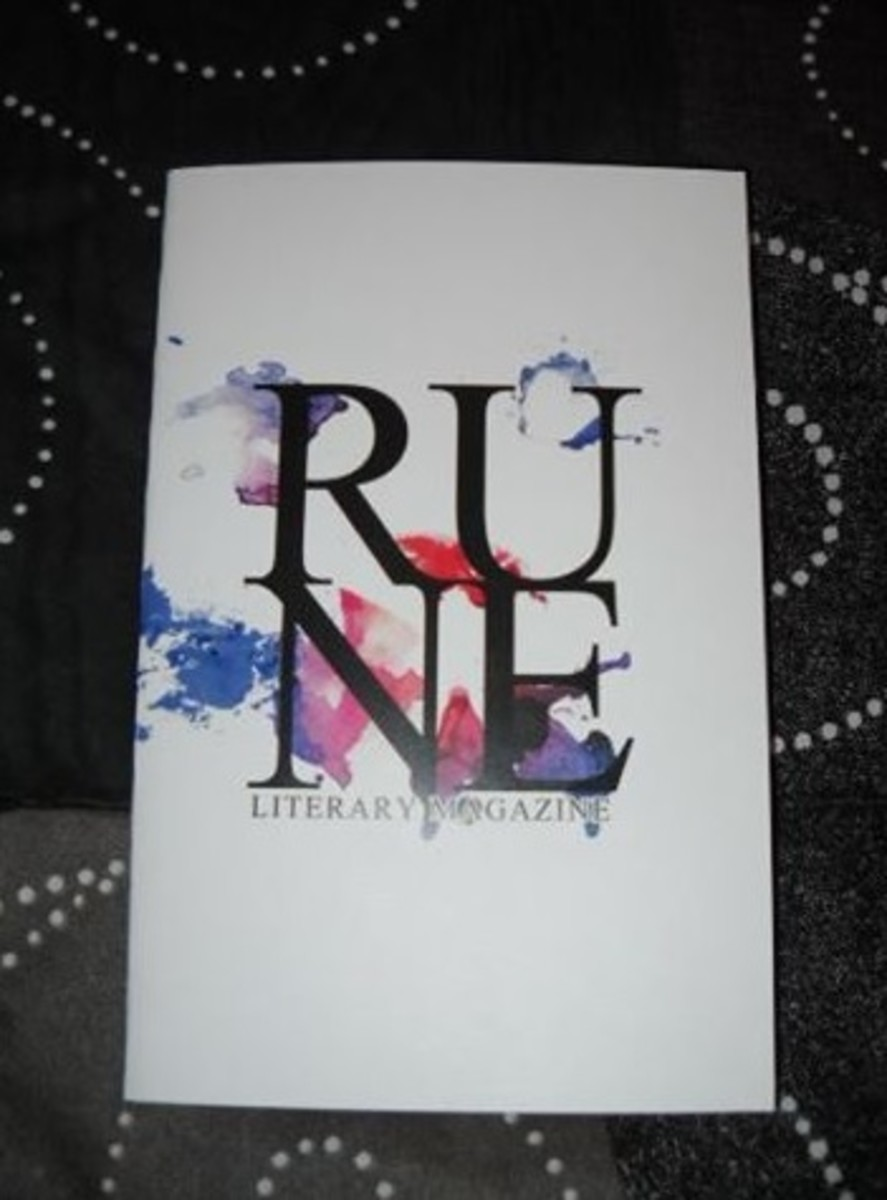 One of the first literary journals that published my work