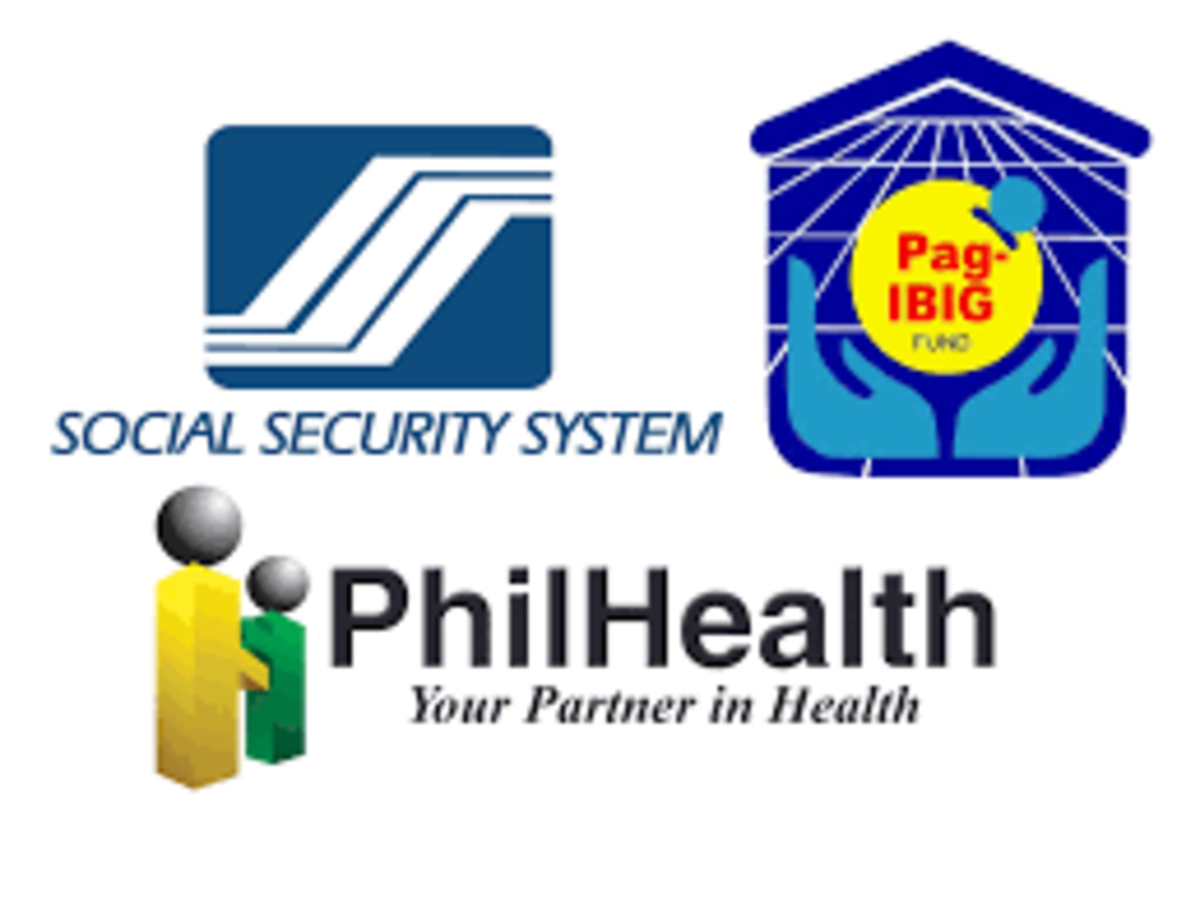 Philippine's Government Benefits