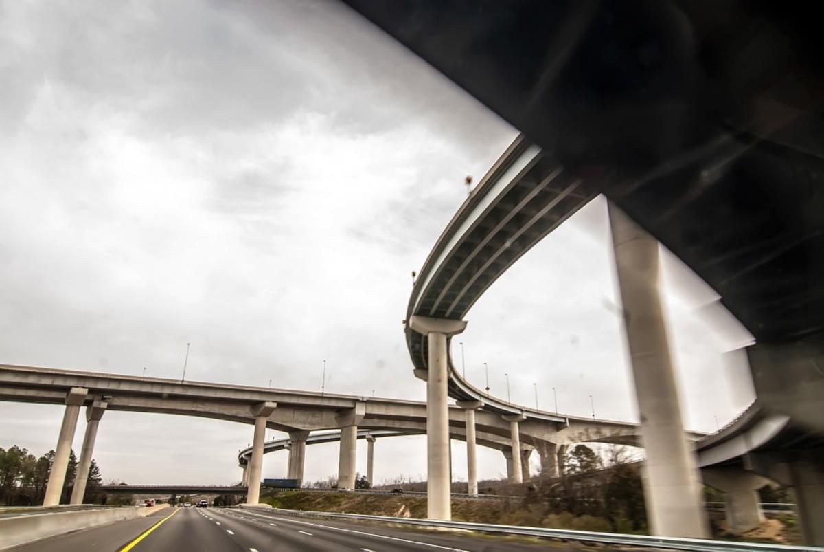 Interstate bypass