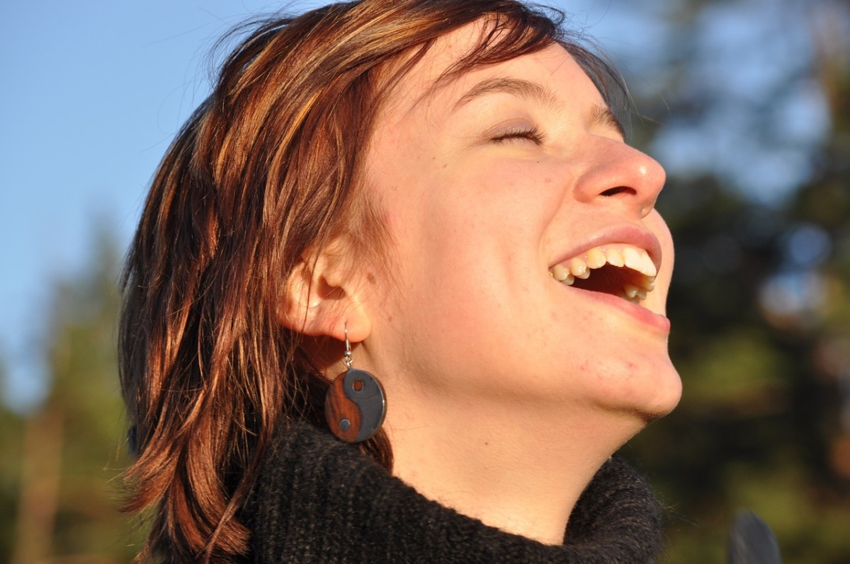 Making people laugh can increase the amount of tip they leave you, because it makes them feel good!