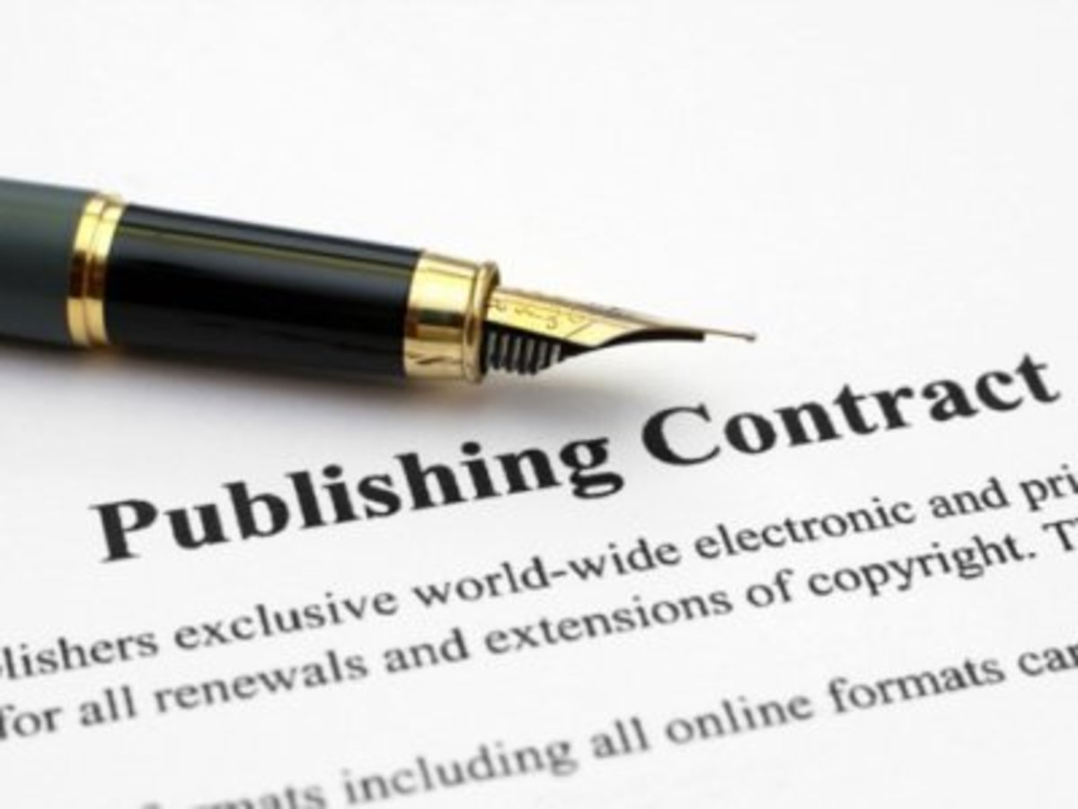 Getting published is not an easy endeavor.