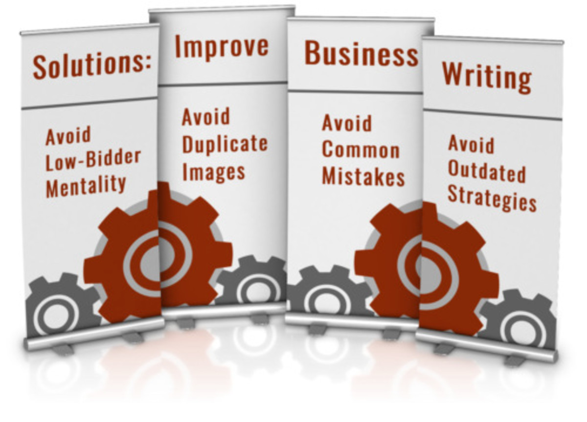 Improve your business writing by following this guide.