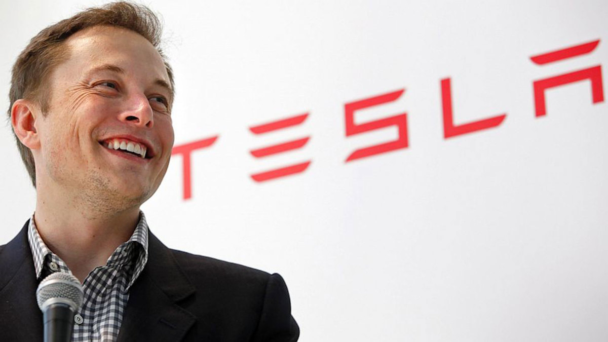 Elon Musk - CEO of Tesla