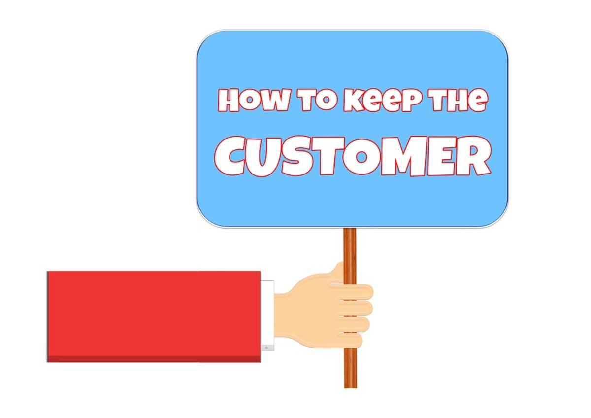 Customer retention is the goal of relationship marketing