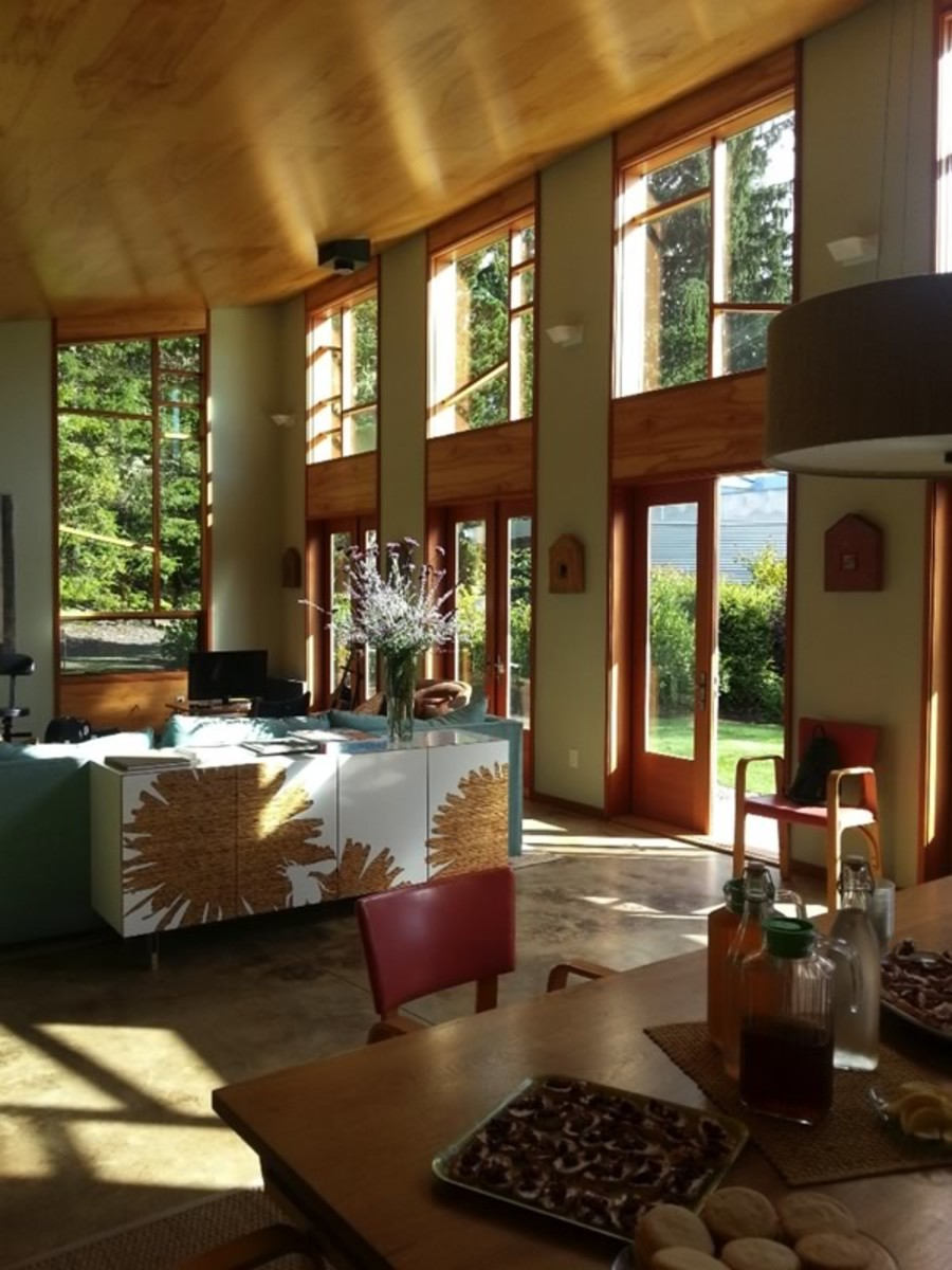 Willapa Bay Program Lodge