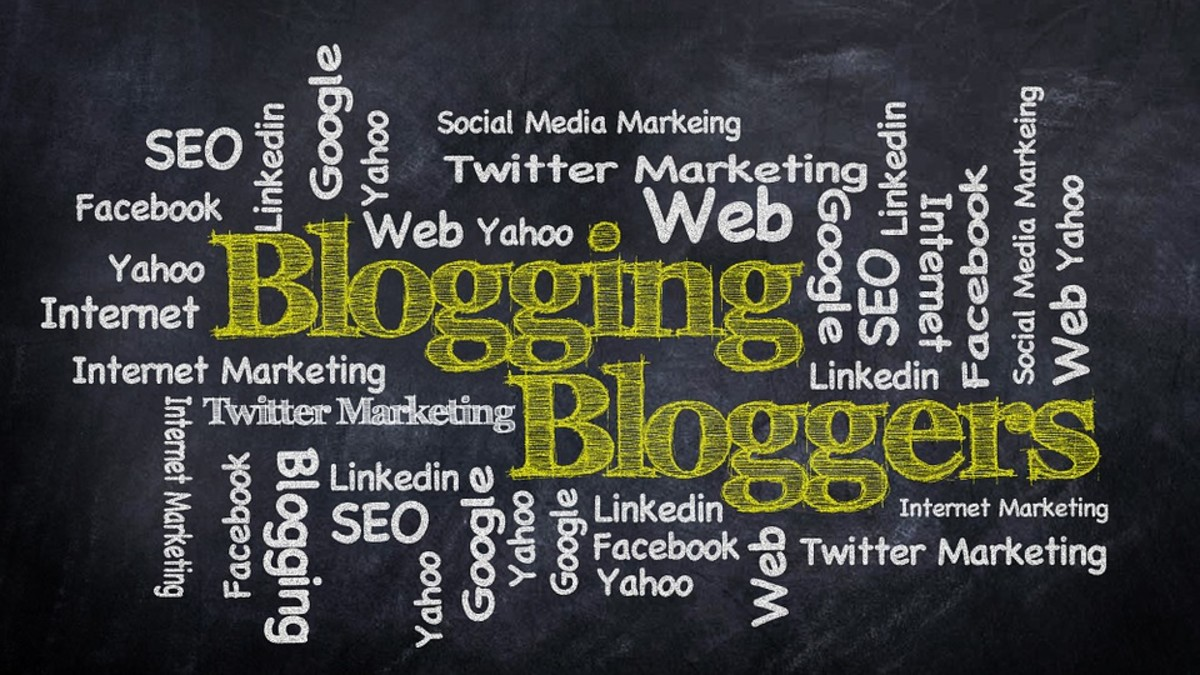 Blogging is an important part of building a web presence.