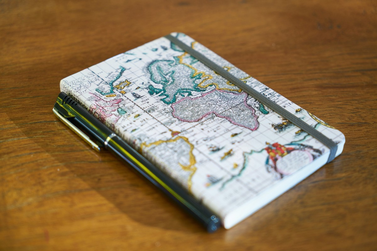 Where will your journal take you?