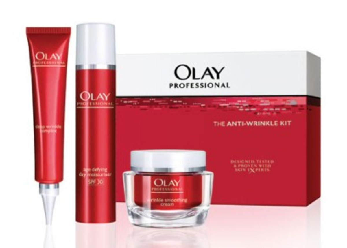 Olay - One of P&G's most popular skincare products