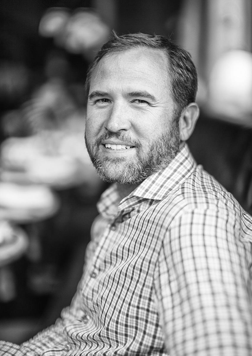 Brad Garlinghouse, CEO of Ripple Labs, Inc.
