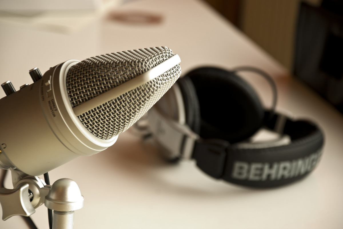 Writing podcasts are a fantastic source of knowledge for writers of all kinds.